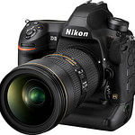 Nikon releases flagship D6 digital SLR camera – 20.8MP, 4K Video.