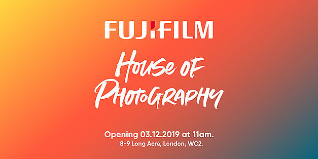 FUJIFILM House of Photography to open Tuesday 3rd December