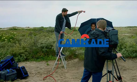 Camrade release Tailored for Perfection video