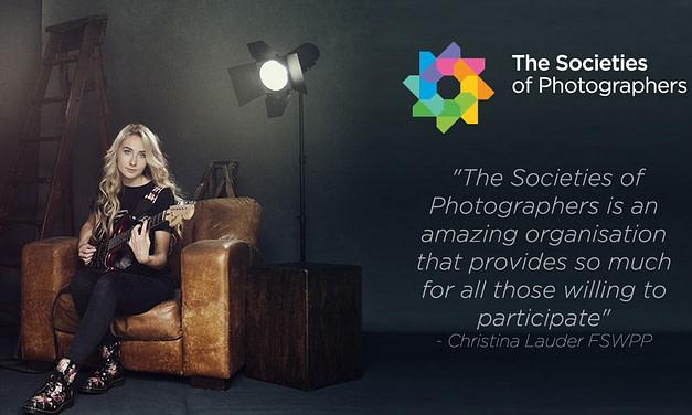 Join The Societies of Photographers and get 4 months FREE membership!