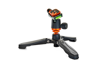 3 Legged Thing Reveals Docz2 Monopod stabiliser and Mini Tripod