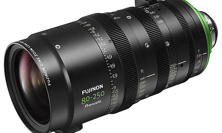 Fujifilm launches FUJINON Premista 80-250mmT2.9-3.5 telephoto zoom lens