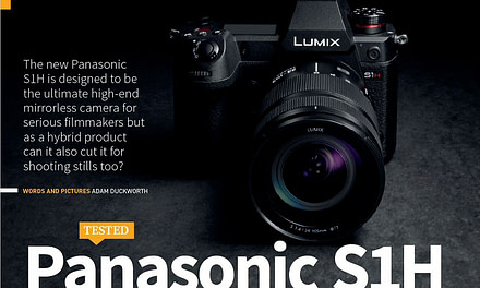 Tested – The Panasonic S1H