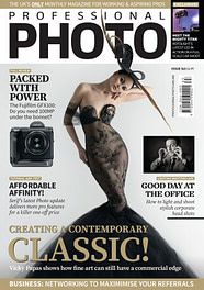 Professional Photo Issue 163