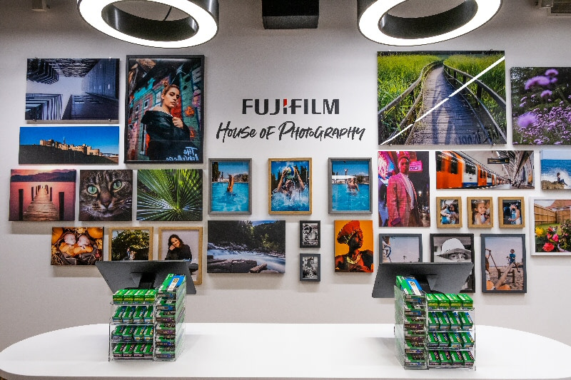 Fujifilm reopening the House of Photography on 9th July