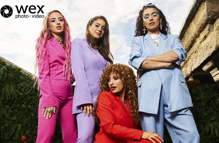 Fashion photographer Hanina added to Wex Photo Video 'Women in the Industry' 2019 line-up
