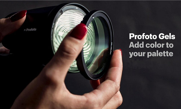 Buy a Profoto A1, A1X or an Off-Camera Kit and get free light shaping tools