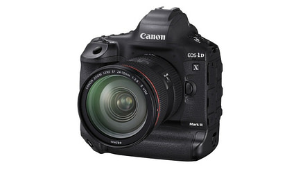 Canon announces development of the EOS-1D X Mark III