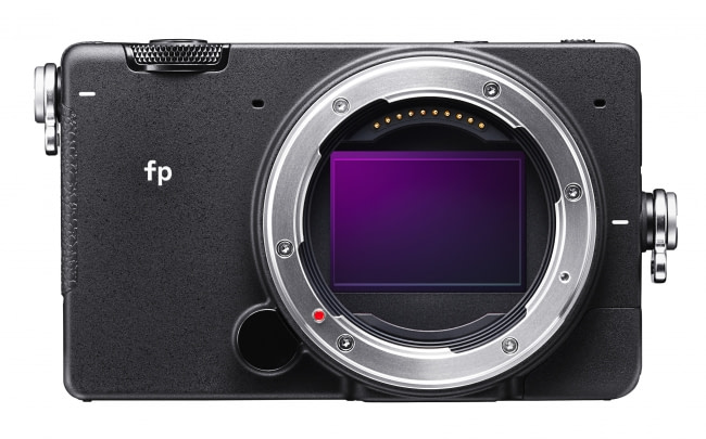 Sigma announce full frame mini mirrorless FP Camera