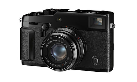 Fujifilm introduces the mirrorless digital camera the X-Pro3