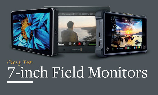 Group Test: 7-inch Field Monitors