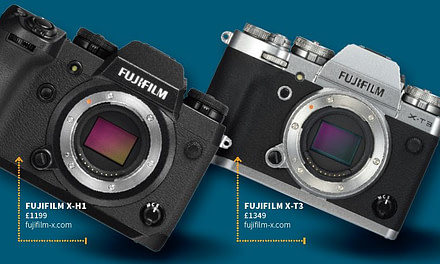 The Mirrorless Revolution Part 3 – Fujifilm