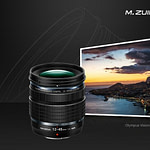 Olympus release new zoom lens – the M.Zuiko Digital ED 12-45mm f4.0 Pro.