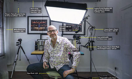 Video: Lounge to Studio by Richard Bradbury