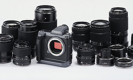 Fujifilm announce the release of the GFX100 mirrorless.