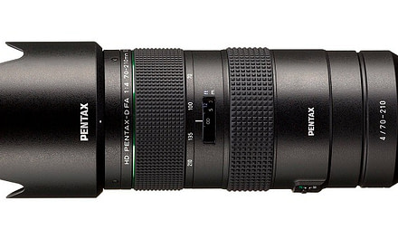 Introducing the HD PENTAX-D FA 70-210mmF4ED SDM WR Zoom Lens