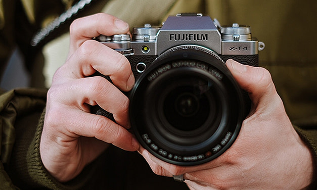 Fujifilm launches mirrorless digital camera – FUJIFILM X-T4