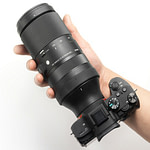 Sigma release 100-400mm F5-6.3 Zoom for Mirrorless cameras