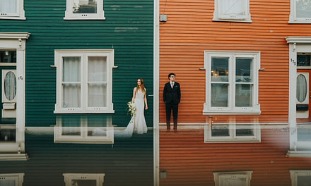 First two Pro Photo Wedding contest category winners announced.