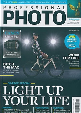 Professional Photo Issue 140