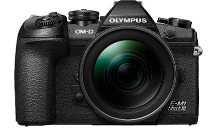 Olympus release the OM-D E-M1 Mark III