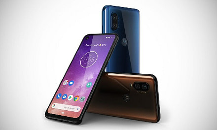Motorola's new smartphone hits 48MP!