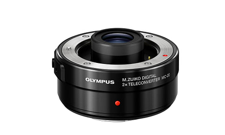 Olympus releases 2x Teleconverter and major OM-D E-M1 camera upgrade.