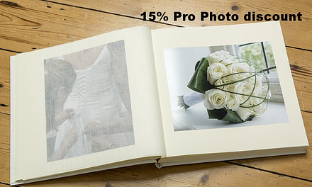 Heritage Photo Albums – Still Open for Business! 15% Discount