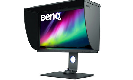 Tested – The BenQ SW271C Monitor