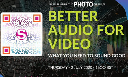 Video: Better Audio for Video Webinar that took place on 2nd July.