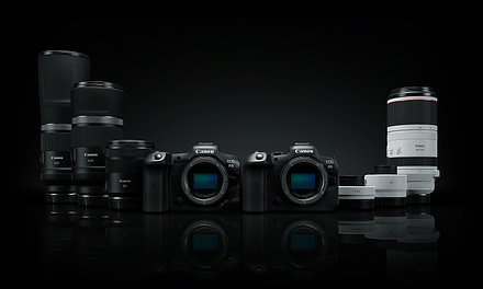 Canon release the EOS R5 and EOS R6 Full Frame Mirrorless Cameras