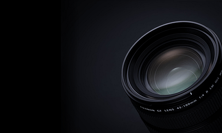 Fuifilm announce the GF45-100mmF4 R LM OIS WR Zoom Lens