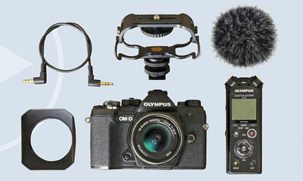 Olympus – Focused on Filmmaking