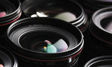 Lens Calibration – Fully Focussed