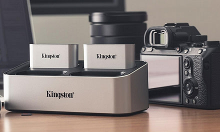 Mini Test – Kingston Workflow Station and Readers