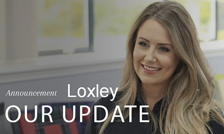 Loxley Colour Update