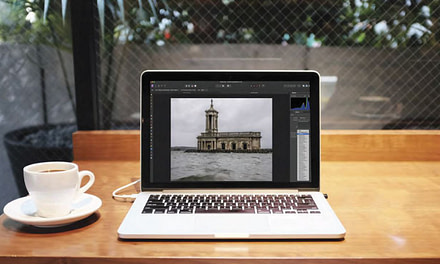 Video – Affinity Photo Tutorial – Zoom Blur