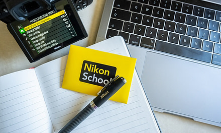 Grab some free online Nikon training courses!