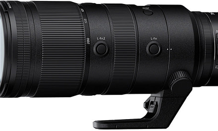 Nikon releases the NIKKOR Z 70-200mm f/2.8 VR S, a fast telephoto zoom lens for the Nikon Z mount system