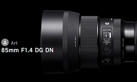 Sigma Release full Frame 85mm F1.4 DG DN | Art Lens for mirrorless cameras