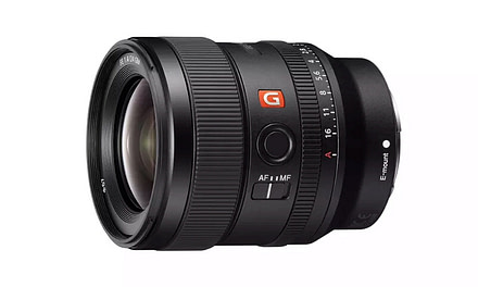 Sony announce new G Lens series.