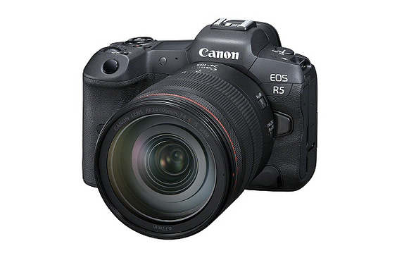 Canon announces EOS R5 firmware updates