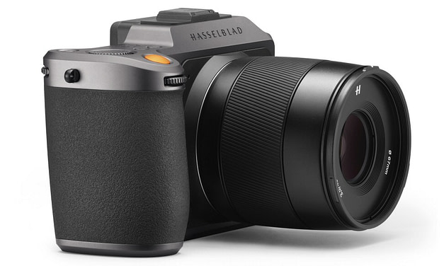 Hasselblad Introduces the X1D II 50C, XCD 35-75 zoom lens, Phocus Mobile 2.