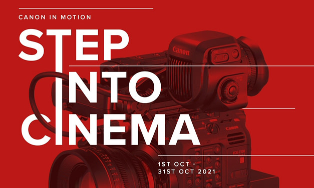Canon in Motion: Step into Cinema