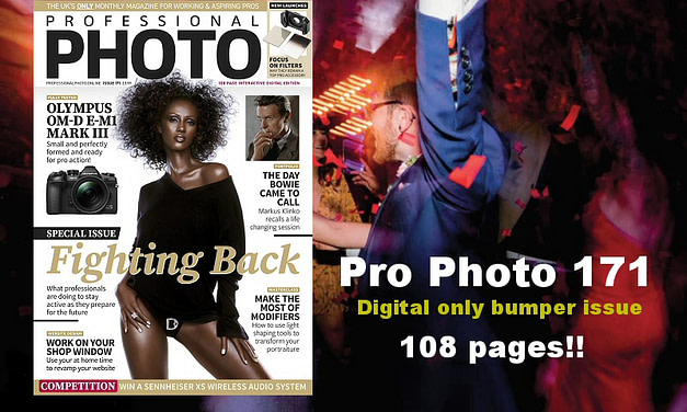 Professional Photo Issue 171