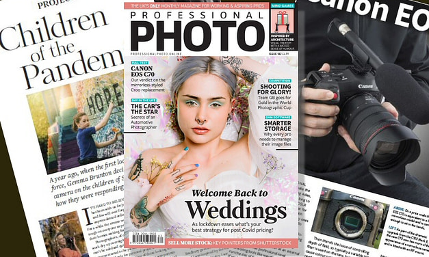 Professional Photo Issue 182