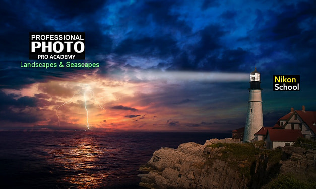 Pro Academy with Nikon School – Landscapes & Seascapes