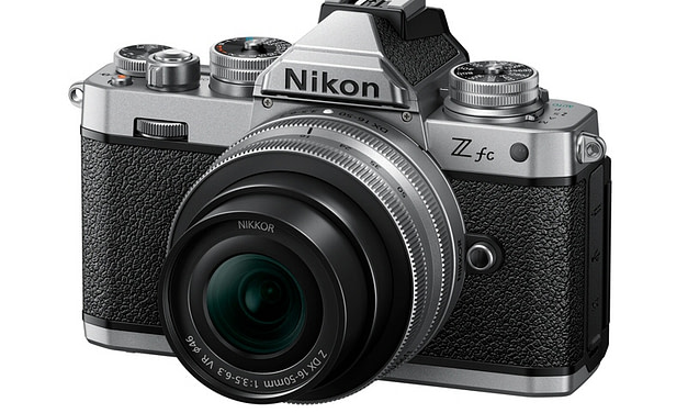 Nikon releases the Z fc DX-format mirrorless camera and Lenses