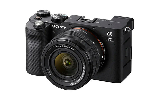 Sony Introduces Alpha 7C Camera – the World's Smallest Full-frame Camera