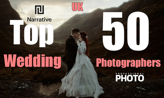 Top 50 UK Wedding Photographers